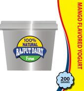 Mango Flavored Yogurt – 200 Grams