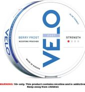 VELO Berry Frost 4mg