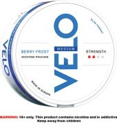 VELO Berry Frost 6mg