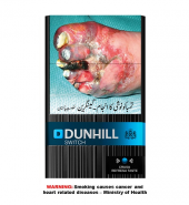 Dunhill Switch – 1 Packet