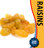 Raisins – 200 Grams