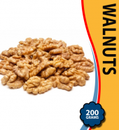 Walnuts – 200 Grams