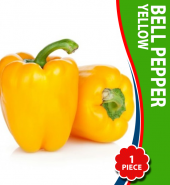 Bell Pepper (Yellow) – Per Piece
