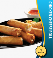 Chicken Cheese Roll (1Dz)