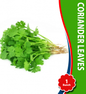 Coriander Leaves (1 bunch) (Dhaniyaa Gadi)