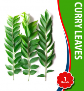 Curry Leaves (1 bunch) (Curry Patta Gadi)