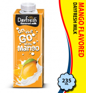 Dayfresh Mango Flavored Milk – 235ml