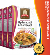 Hyderabadi Achar Gosht Masala 100g pack of 3