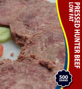 Pressed Hunter Beef (Low Fat)