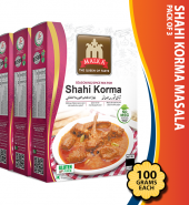 Shahi Korma Masala 100g pack of 3