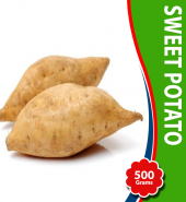 Sweet Potato (Shakar Qand)